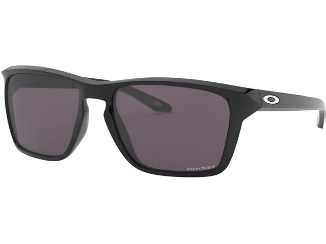 Oakley Sylas Occhiali Da Sole, polished black/prizm grey